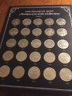 THE FRANKLIN MINT COLLECTION OF ANTIQUE CAR COINS SERIES 1 and 2