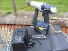 24v 3 speed  Combi Hammer drill and Case