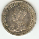 CANADA 1912 SILVER FIVE CENTS! NICE!