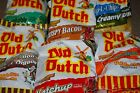 Canada Old Dutch chips One 255g bag 11 Flavours Available Ketchup