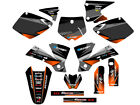 FITS KTM 2002 SX 125 250 380 400 520 GRAPHICS KIT DECO DECALS STICKERS SENGE