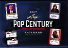 2017 Leaf Pop Century Trading Cards Factory Sealed Hobby Box