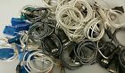 Lot of 5 USB 20 TO RS232 SERIAL 9 Pin Cable Cord Adapter