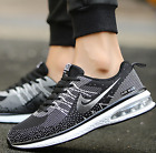 2017 Fashion Mens Running Breathable Sports Casual Athletic Sneakers Shoes