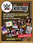 2017 Topps WWE Heritage Wrestling Factory Sealed Hobby Box 24 Packs