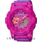 Casio Baby-G BGA-185FS-4AJF For Running Ladies Watch