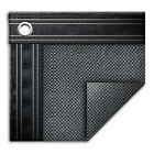 18 x 36 Rectangle In Ground Swimming Pool Mesh Winter Cover 10 Year Gray