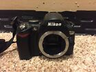 Nikon D60 102 MP Digital SLR Camera Black Body Only