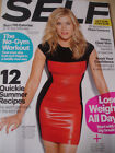 august 2013 SELF Alison Sweeney sexy cover Biggest Loser