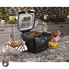 Deep Fryer With Basket Countertop Electric Mini Best Small Appliances Kitchen