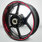 Motorcycle Rim Wheel Decal Accessory Sticker for MV Agusta Brutale 910R