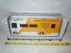 West Virginia Mountaineers Winnebago Bus By White Rose Collectibles 1 43rd Scale