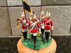Toy Soldiers 5 Plastic 60-65mm British Life Guards