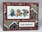Stampin Up Christmas Card Stampin Up Cards Christmas Cards Christmas Mouse