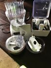 Kitchenaid KFP1355 Food Processor With All Accessories And extra Containers