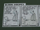 Bloom County Original Strip- Breathed