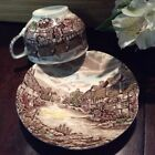 Johnson Bros Olde English Countryside Ironstone Cup And Saucer