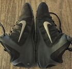 Nike shoes size 45 Boys Mens Black High Top with Gray