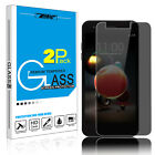 Privacy Anti Spy Tempered Glass Screen Protector For LG Aristo K8 2017 MS210