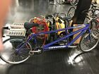CANNONDALE LOS DOS TANDEM BICYCLE REALLY NICE Tuned  ready to ride