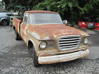 1963 Studebaker CHAMP PICKUP 1963 below $800 dollars
