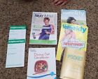 Weight Watchers PointsPlus DVD Dining Out Companion Lifetime Starter Guide Track