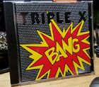 TRIPLE X - BANG (MEGA RARE GLAM / SLEAZE) CD RARE OOP HARD ROCK