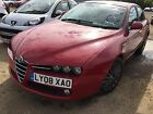 LARGER PHOTOS: 2008 ALFA ROMEO 159 LUSSO, FABULOUS LOOKING, LEATHER, PRIVACY GLASS, ALLOYS CLIM