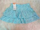 2695 Girls Size 6 Gymboree Tear Skirt with under shorts NWT