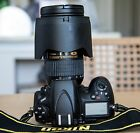 Nikon D800 FX 363 MP DSLR Camera US Body Only 8838 SHUTTER COUNT + EXTRAS