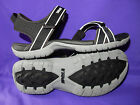 TEVA Womens Size 7 Verra Sport Sandal Walking Shoe BLACK GREY New