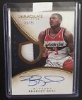 Bradley Beal 2013-14 Immaculate Collection Two-Color Patch Auto 09 75 #167