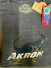 Akron Zips T Shirt Assorted colors styles All Adult Large NEW WITH TAGS