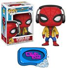 Funko Pop Marvel Spider man Homecoming Spider man With Headphones PRE ORDER