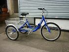 Atala Tricycle Station Model Full size SIX speeds seldom used