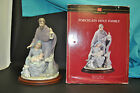 Members Mark 16 Porcelain Holy Family Christmas Nativity Scene Holiday 2006
