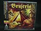 BRUJERIA Pocho Aztlan JAPAN CD Carcass Napalm Death Venomous Concept The Haunted