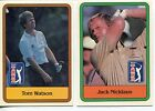 Jack Nicklaus Cards and Autograph Memorabilia Guide 10