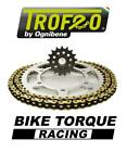 Gilera 600 Nordwest 91-94 Trofeo 520 Pitch Chain And Sprocket Kit