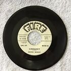lookout / i have news for you 45 rpm single [Vinyl] ROCKIN' BRADLEY