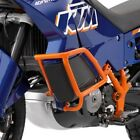 NEW KTM 950 990 ADVENTURE ENGINE GUARDS LC8 SAFETY BARS 03-13 MODELS $299.99!