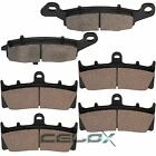 Fits KAWASAKI Vulcan 1500 VN1500 Mean Streak 2002 2003 FRONT & REAR BRAKE PADS