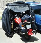 MOTOR CYCLE MOTORCYCE FOLDING COVER GARAGE WATERPROOF SHELTER SCOOTER STORAGE