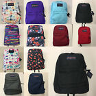 JANSPORT SUPERBREAK BACKPACK 100 AUTHENTIC SCHOOL BAGBLACKREDGREYBLUEWHITE