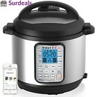 Instant Pot Smart Bluetooth 6 Qt 7-in-1 Multi-Use Programmable Pressure...
