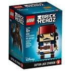 LEGO® BrickHeadz Disney Captain Jack Sparrow 41593