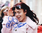 Lindsay Lohan Autograph - Signed Photo - Mean Girls - COA - VF