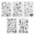 Silicone Stamp Seal for DIY scrapbooking photo album Decorative clear sheets