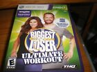 Biggest Loser Ultimate Workout Microsoft Xbox 360 2010 COMPLETE TESTED