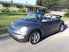 2005 Volkswagen Beetle New GLS very cute and sharp gls convertible turbo wheels new tires leather WILL SHIP